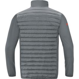 JAKO Veste hybride Premium gris 7004/40