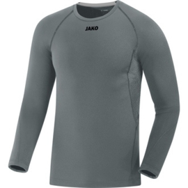 JAKO Shirt Compression 2.0 LM grijs 6451/40 (NEW)