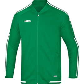 JAKO Veste de loisir Striker 2.0 vert sport-blanc 9819/06