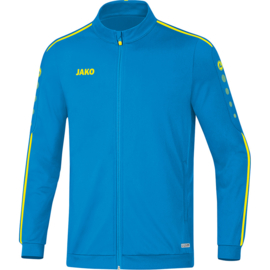 JAKO Veste polyester Striker 2.0 bleu JAKO-jaune fluo 9319/89