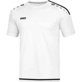 JAKO T-shirt/Maillot Striker 2.0 MC blanc-noir 4219/00