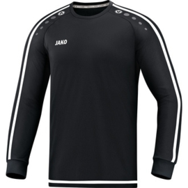JAKO Shirt Striker 2.0 LM zwart 4319/08  (NEW)