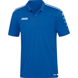 JAKO Polo Striker 2.0 royal-blanc 6319/04