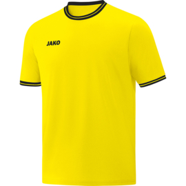 JAKO Shooting Shirt Center 2.0 citroen-zwart 4250/03