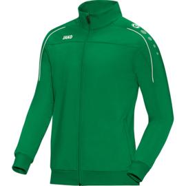 Polyestervest Classico groen (met clublogo VK LINDEN) (9350/06)
