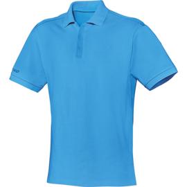 Jako Polo Team lichtblauw 6333/45