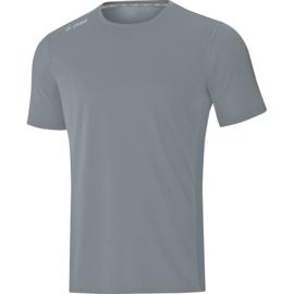 JAKO T-Shirt Run 2.0 grijs 6175/40