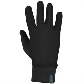 Jako Spelerhandschoenen functioneel warm zwart 1234/08