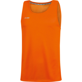 JAKO Tank top Run 2.0 orange fluo 6075/19