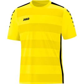 JAKO Shirt Celtic 2.0 KM lichtgeel-zwart 4205/03