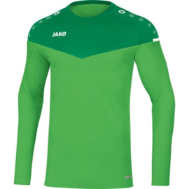 JAKO Sweater Champ 2.0 groen  8820/22 (NEW)