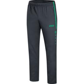 JAKO Pantalon de loisir Striker 2.0 anthracite-turquoise