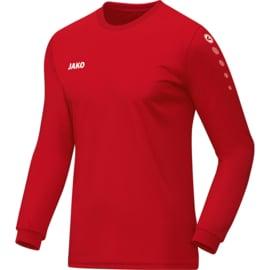 JAKO  Shirt Team LM rood 4333/01