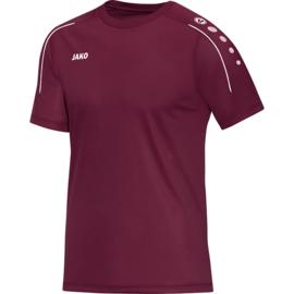 JAKO T-shirt Classico bordeaux  6150/14 (NEW)