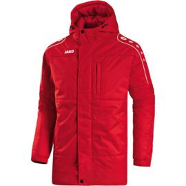 Coachjas Active rood-wit (BUDINGEN)