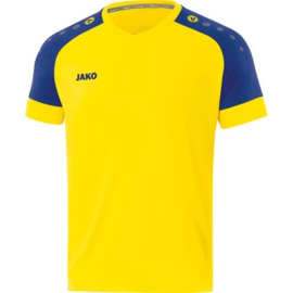 JAKO Shirt Champ 2.0 KM citroen-sportroyal 4220/12 ( NEW )