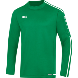 JAKO Sweater Striker 2.0 sportgroen-wit 8819/06