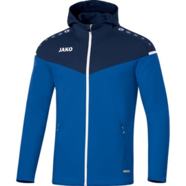 JAKO Veste à capuchon Champ 2.0 royal-marine 6820/49 (NEW)