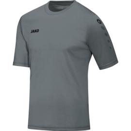 Jako Shirt Team KM steengrijs 4233/40