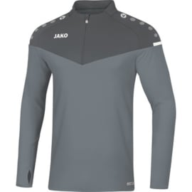 JAKO Ziptop Champ 2.0 grijs-antraciet 8620/40 (NEW)