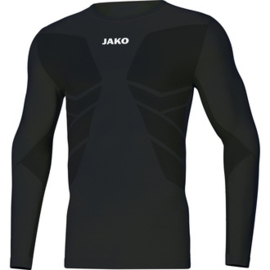 JAKO Shirt Comfort 2.0 zwart 6455/08 (NEW)