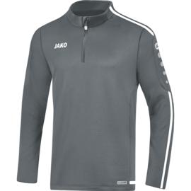JAKO Ziptop striker 2.0 steengrijs-wit 8619/40