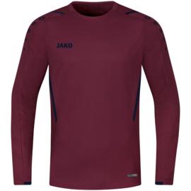 JAKO Sweater Challenge kastanje/marine  (8821/132)