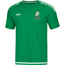 T-Shirt Striker 2.0  (+ Clublogo KFC MEISE)(4219/06)