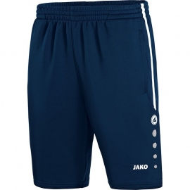 JAKO Trainingsshort Active marine/wit 8595/09