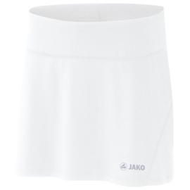 JAKO Jupe Basic blanc 6202/00 (NEW)