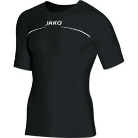 Underwear T-shirt zwart (6152/08)(SALE)