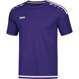 JAKO T-shirt/Maillot Striker 2.0 MC mauve-blanc 4219/10
