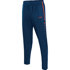 JAKO  Trainingsbroek Active navy-flame 8495/18