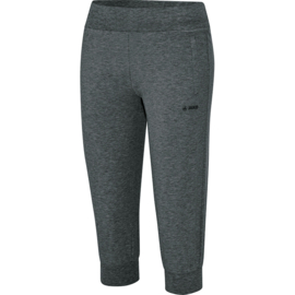 Joggingbroek 3/4 grijs (6704/40)(SALE)