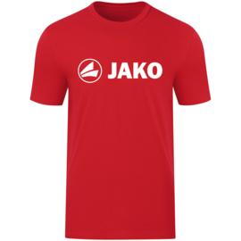 JAKO  T-Shirt Promo rood 6160/100