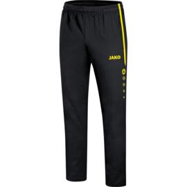 JAKO Pantalon de loisir Striker 2.0 noir-jaune fluo