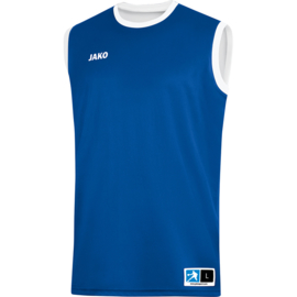 JAKO Reversible shirt Change 2.0 royal-wit 4151/04