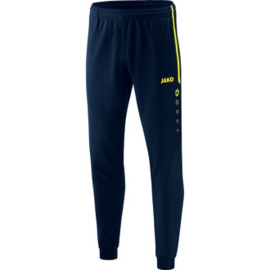 Jako Polyesterbroek Competition 2.0 blauw-geel  9218/89(NEW)