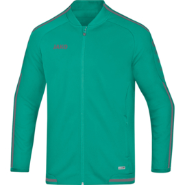 JAKO Veste de loisir Striker 2.0 turquoise-anthracite 9819/24
