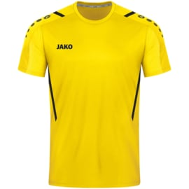 JAKO Shirt Challenge citroen/zwart (4221/301)