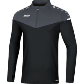 JAKO Ziptop Champ 2.0 zwart-antraciet 8620/08 (NEW)