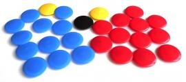 Jako Reserve magneten voor het tactiekbord 2160