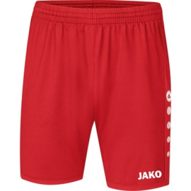 JAKO Short Premium rouge  4465/01 (NEW)