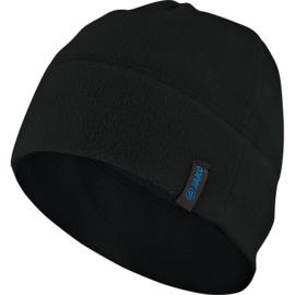 fleece muts zwart (1224/08)