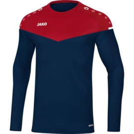JAKO Sweat Champ 2.0 marine-rouge 8820/91