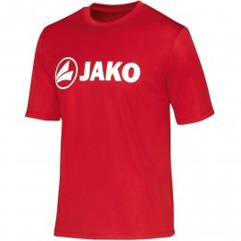 JAKO  Functioneel T-Shirt rood 6164/01