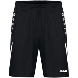 JAKO Short Challenge zwart/wit (4421/802)