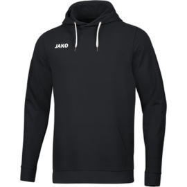 JAKO sweater met kap zwart 6765/08 (NEW)