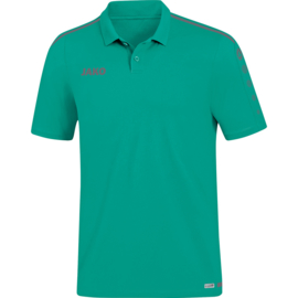 JAKO Polo Striker 2.0 turkoois-antraciet 6319/24