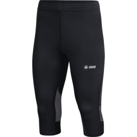 JAKO Capri tight Run 2.0 zwart 6726/8